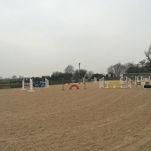 Field Farm Cross Country Outdoor Arena