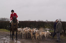 Field Farm Cross Country Quorn Hunt 2017 5