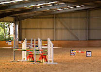 Indoor Arena Booking